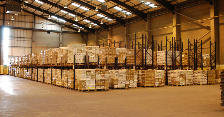 storage and warehousing image