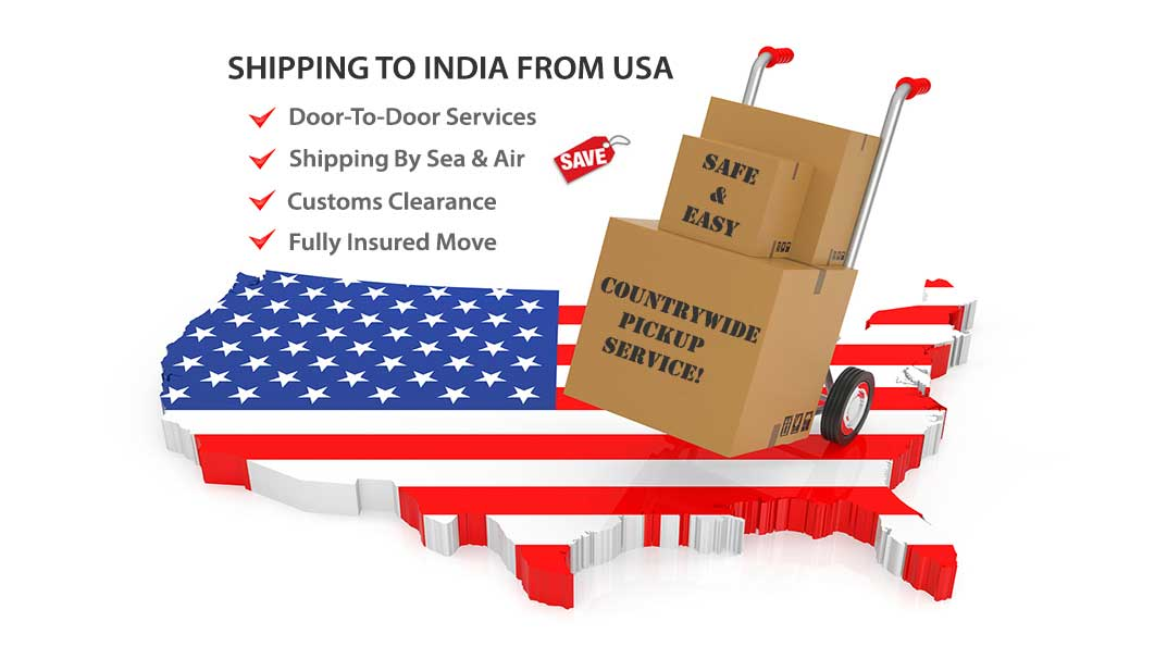 Shipping to India