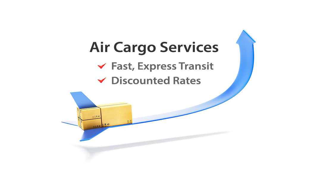 Air Cargo Shipping to India.