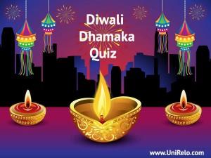 UniRelo Diwali Dhamaka Quiz